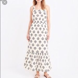 J.Crew Factory Maxi dress